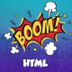 BOOM - Coming Soon Template.