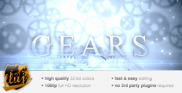 After Effects Project - VideoHive Gears 123260