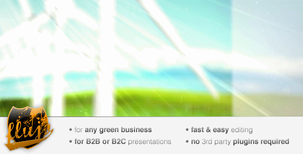 After Effects Project - VideoHive Verde Business 121432