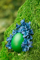 Beautiful green Easter egg - PhotoDune Item for Sale