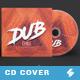 Dub Chill - CD Cover Artwork Template
