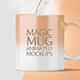 Magic Mug Animated Mockup