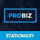 ProBiz – Business and Corporate Stationery Bundle