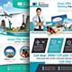 Holiday Travel Flyers Bundle Templates