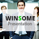 Winsome Power Point Presentation