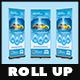Car Wash Roll Up Banner