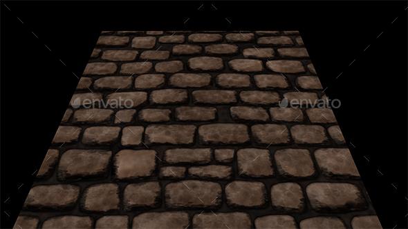 3DOcean Brick texture tile 19969133