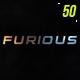 Furious   50 Titles Presets