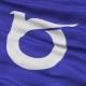 Tottori Prefecture  Waving Flag