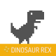 Dinosaur Rex Buildbox Game Template for Android and iOS