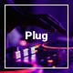 PLUG V.2 - Minimal Powerpoint Presentation