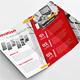 Dynamic Trifold Brochure