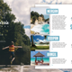 Travel Tours Flyer Template V4