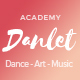 Danlet Academy WordPress Theme