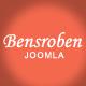 Bensroben – Responsive Joomla Template Iki Cak  Free Download