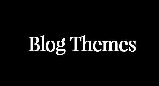 Best Blog WordPress Themes
