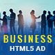 Business | HTML5 Animated Google Banner 03