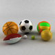 Sports Ball Collections