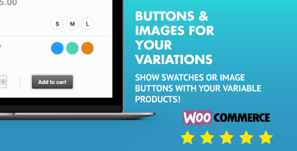 WooCommerce Button and Image Variations - CodeCanyon Item for Sale