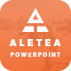 Aletea Creative Powerpoint Templates