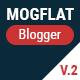 Mogtemplates - Mogflat Template For Blogger