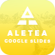 Aletea Creative Google Slides Template
