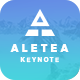 Aletea Creative Keynote Template