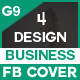 Facebook Cover Bundle(vol : 2) - 4 Design