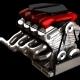 Loop Rotate Car Engine