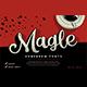 Magle Coffee Branding Script