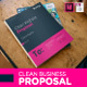 Clean Modern Corporate Website Design Proposal