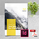 Creative Brochure Template Vol. 14
