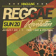 Reggae Roots Flyer/Poster