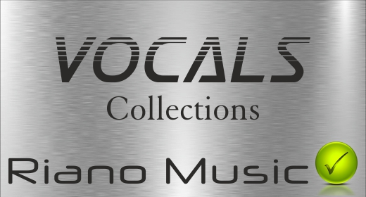 RIANO MUSIC - Vocals Collection