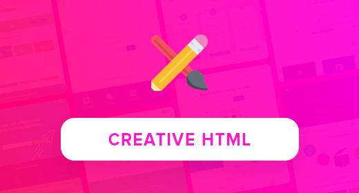 02 Creative HTML Templates