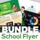 School Flyer Bundle V5
