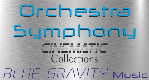 BLUE GRAVITY MUSIC - Cinematic Orchestra Collection