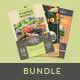 Farmer Market Flyer Bundle
