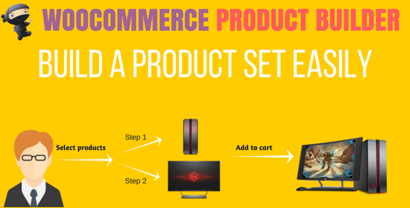 WooCommerce Product Builder - CodeCanyon Item for Sale