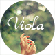Viola - Beautiful and Responsive WordPress Blog Theme