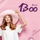 BooShop - Unique Fashion PSD Template