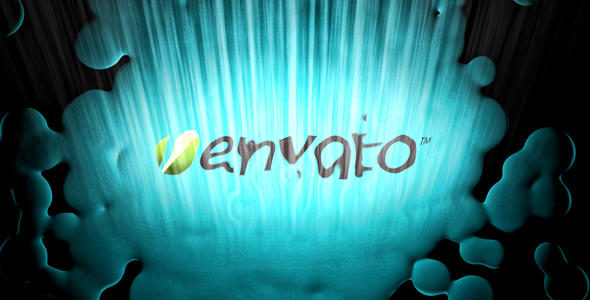 After Effects Project - VideoHive Water Logo Reveal 227899