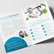 Professional Business Bifold Brochure