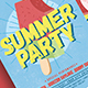 Ice Summer Flyer