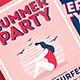 Bikini Summer Party Flyer