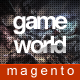 Game Store Responsive Magento Theme - Gameworld