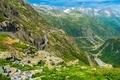 The Alpine Scenic Road