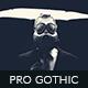 Pro Dark Gothic