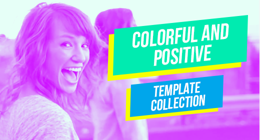 Colorful And Positive Templates