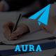 AURA - Multipurpose Responsive HTML Landing Pages
